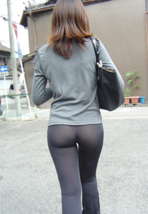 Leggings Caliente adolescente culo